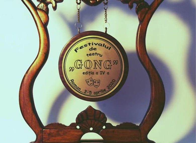 """Pregătiri pentru a IV-a ediție a Festivalului de teatru """"Gong"""""""