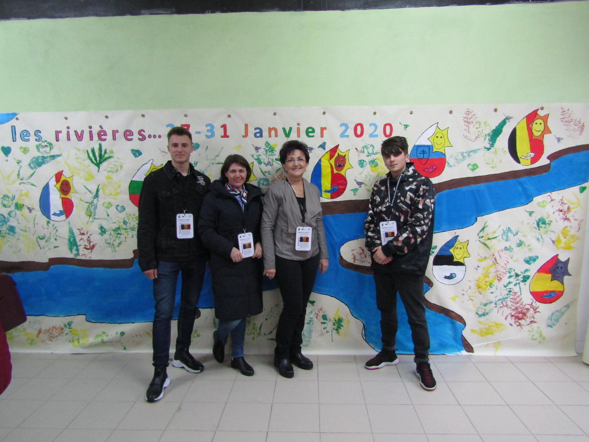 """Echipa Erasmus+ de la """"Vasile Sav"""", în vizită de lucru în țara lui Vasco da Gama"""