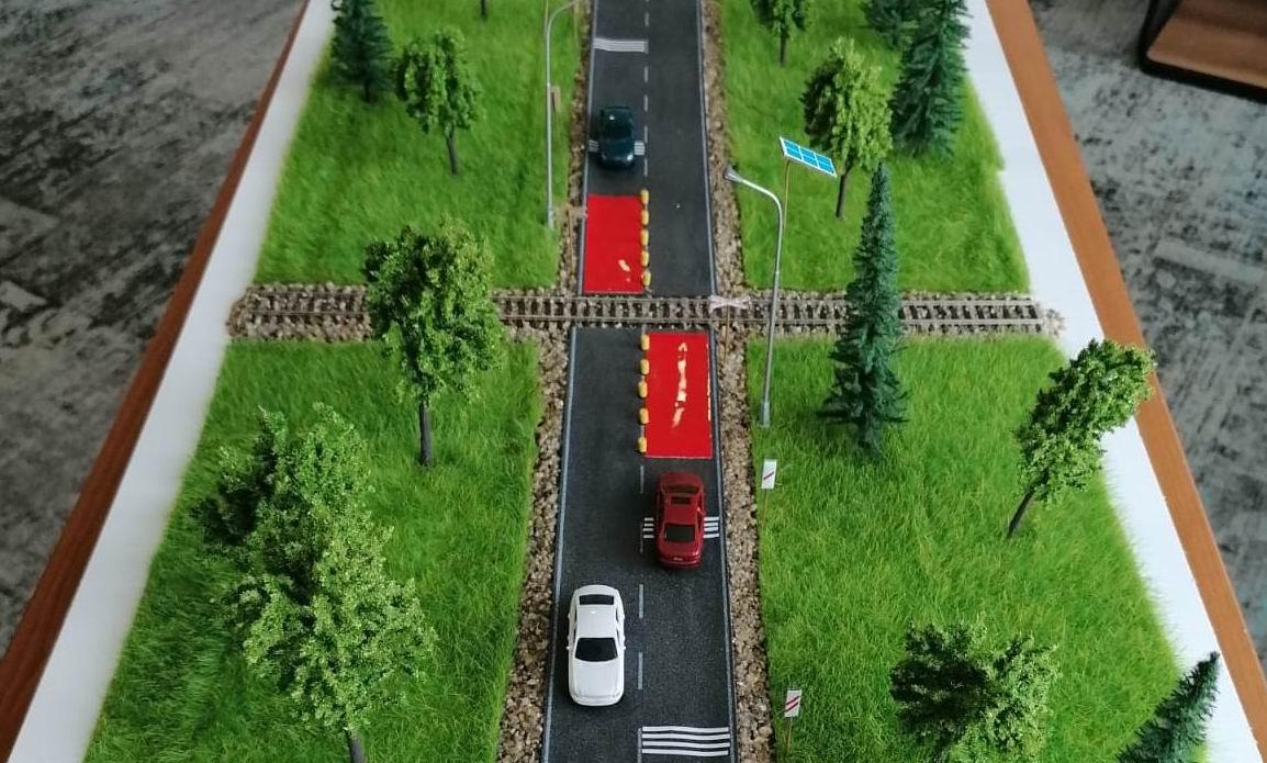 Cum va fi reamenajată trecerea la nivel cu calea ferată de la ieșirea din Horia spre Piatra Neamț