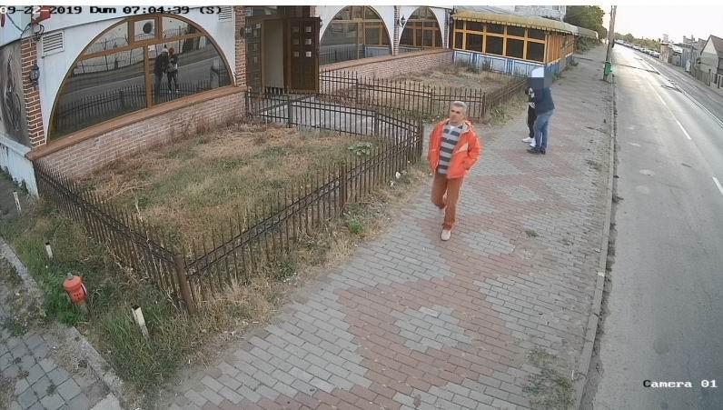 Bărbat bănuit de furt, căutat de polițiști