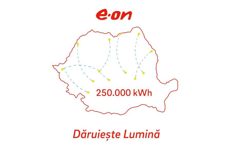 Românii au dăruit 250.000 kWh pentru cei afectați de epidemia de coronavirus