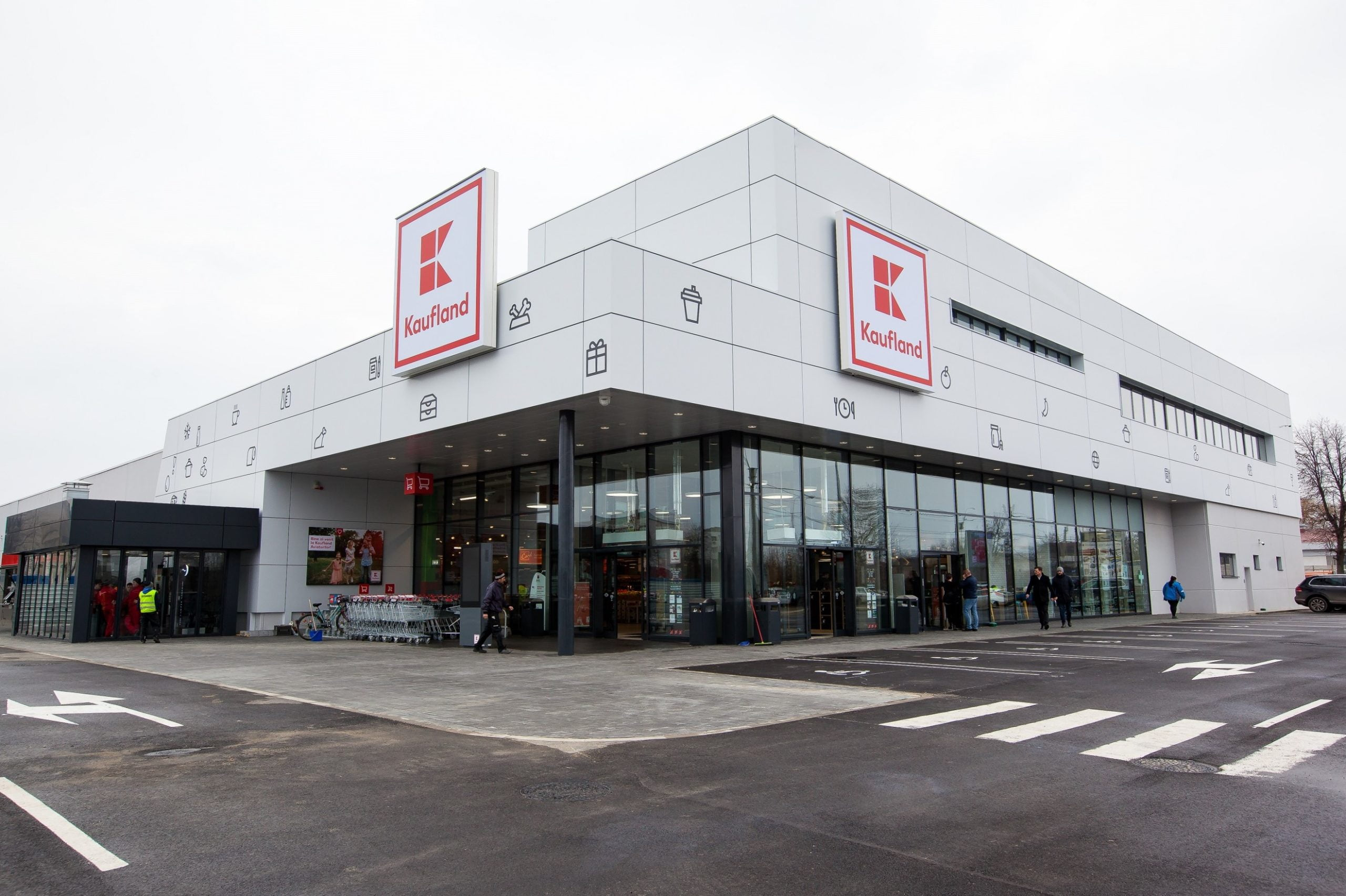Kaufland a anunțat programul magazinelor de Paște