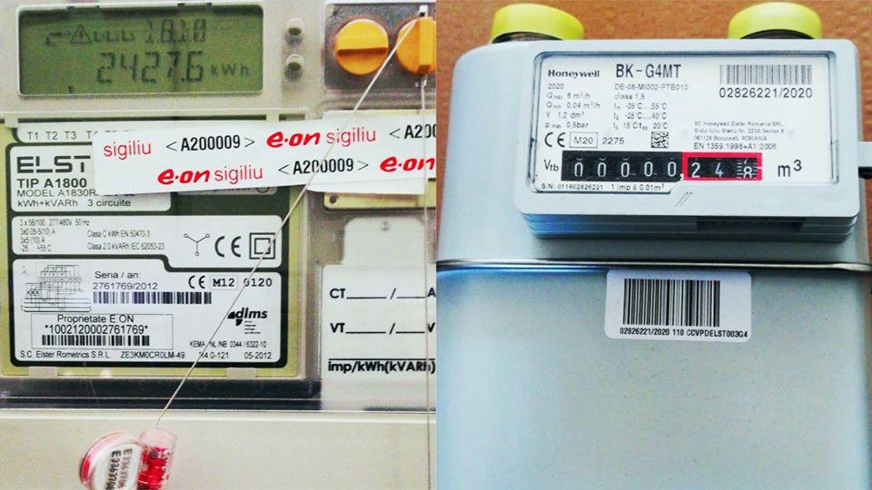 Delgaz Grid încurajează clienții să transmită online sau telefonic indexul contoarelor de gaz ori electricitate
