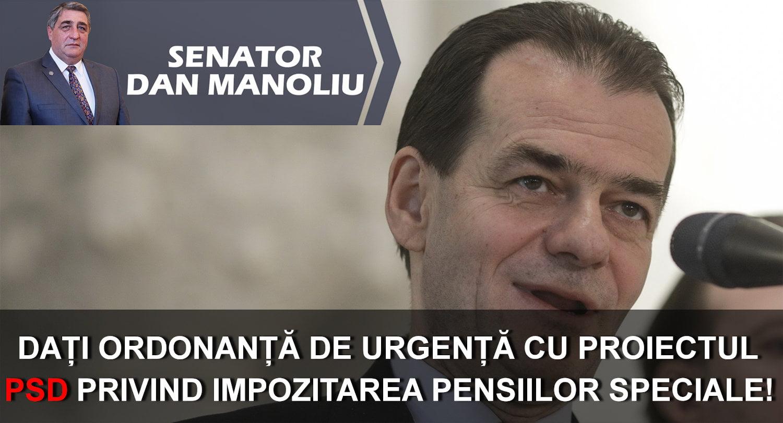 """Senatorul Dan Manoliu: """"Au înnebunit salcâmii – PNL a învățat să asculte!"""""""