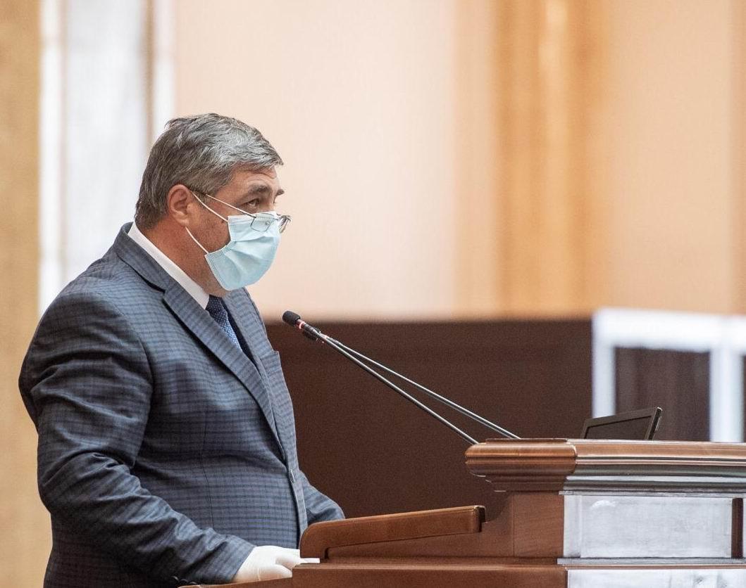 """Senatorul Dan Manoliu: """"Repornim România, programul PSD de sprijin economic, intră rapid în dezbaterea Parlamentului"""""""