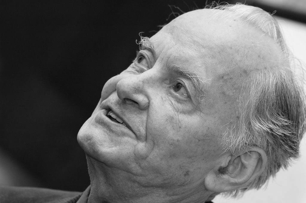 """""""Rămas bun, Domnule Profesor!"""" Gheorghe A.M. Ciobanu s-a stins din viață la vârsta de 95 de ani"""