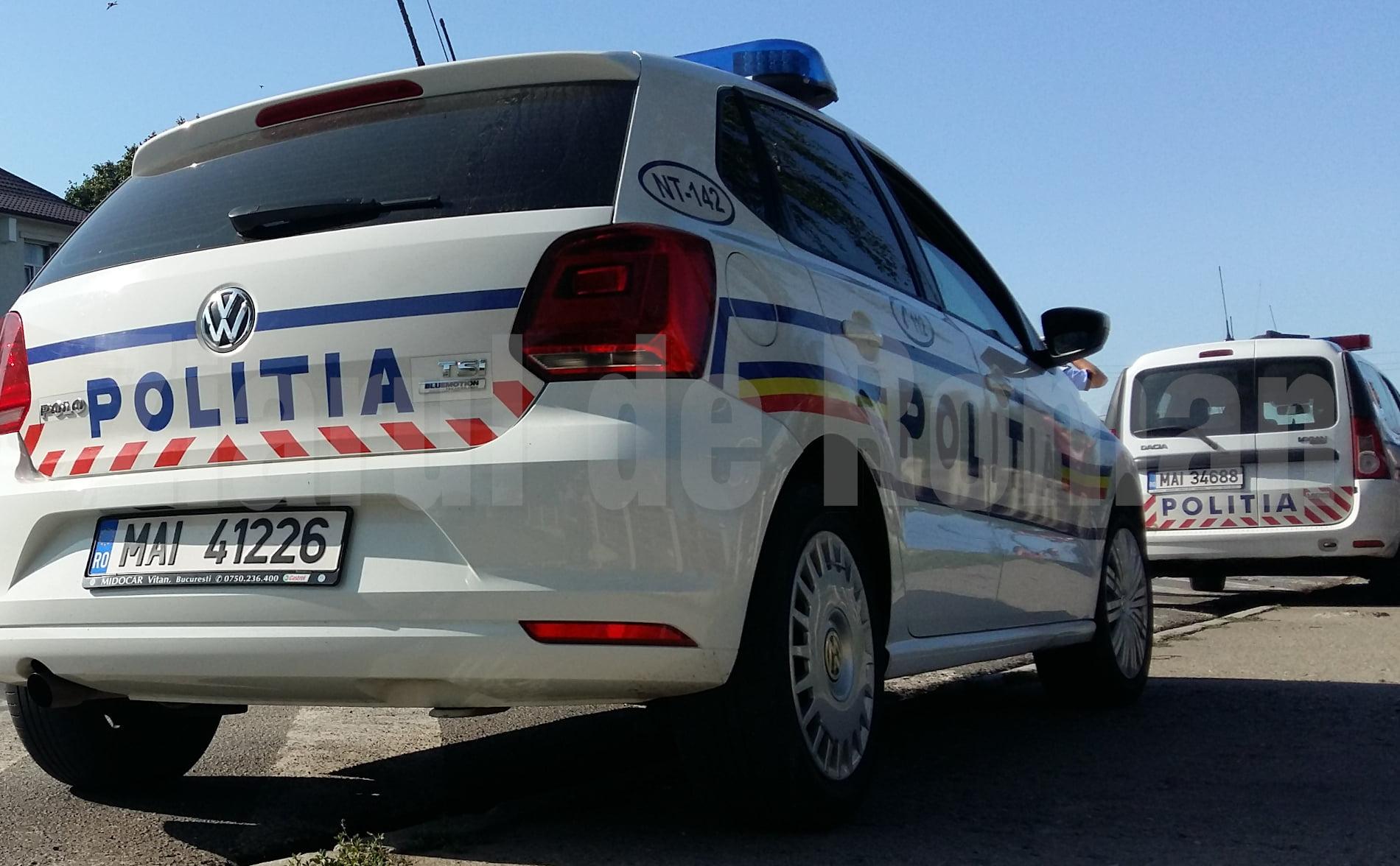 Zeci de șoferi sancționați pentru viteză și conducere sub influența alcoolului