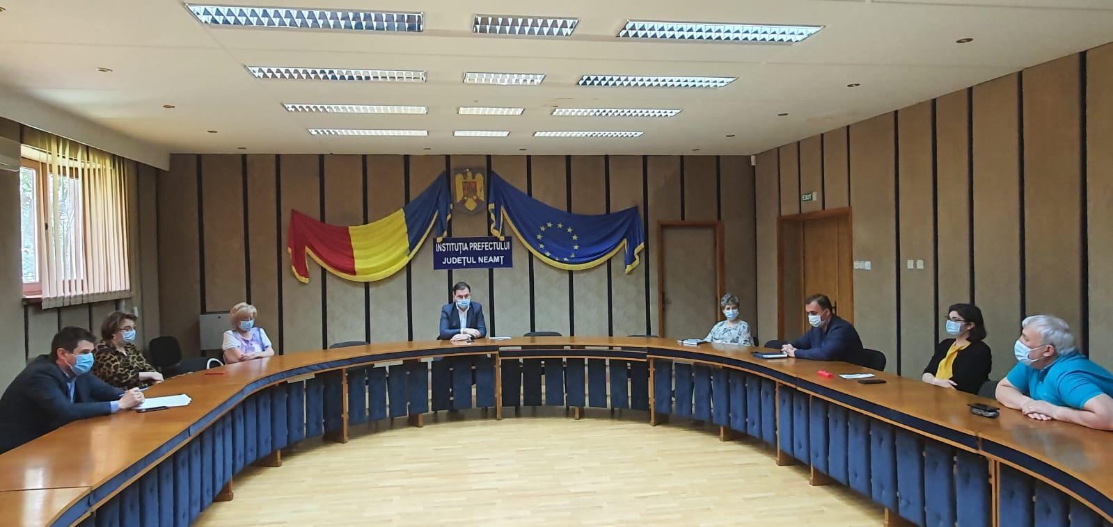 Soluții pentru redeschiderea Spitalului Județean de Urgență Piatra Neamț