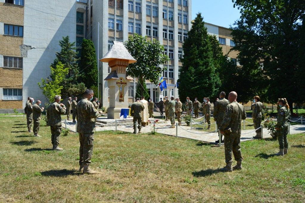 """Moment aniversar pentru Baza 3 Logistică """"Zargidava"""" Roman"""