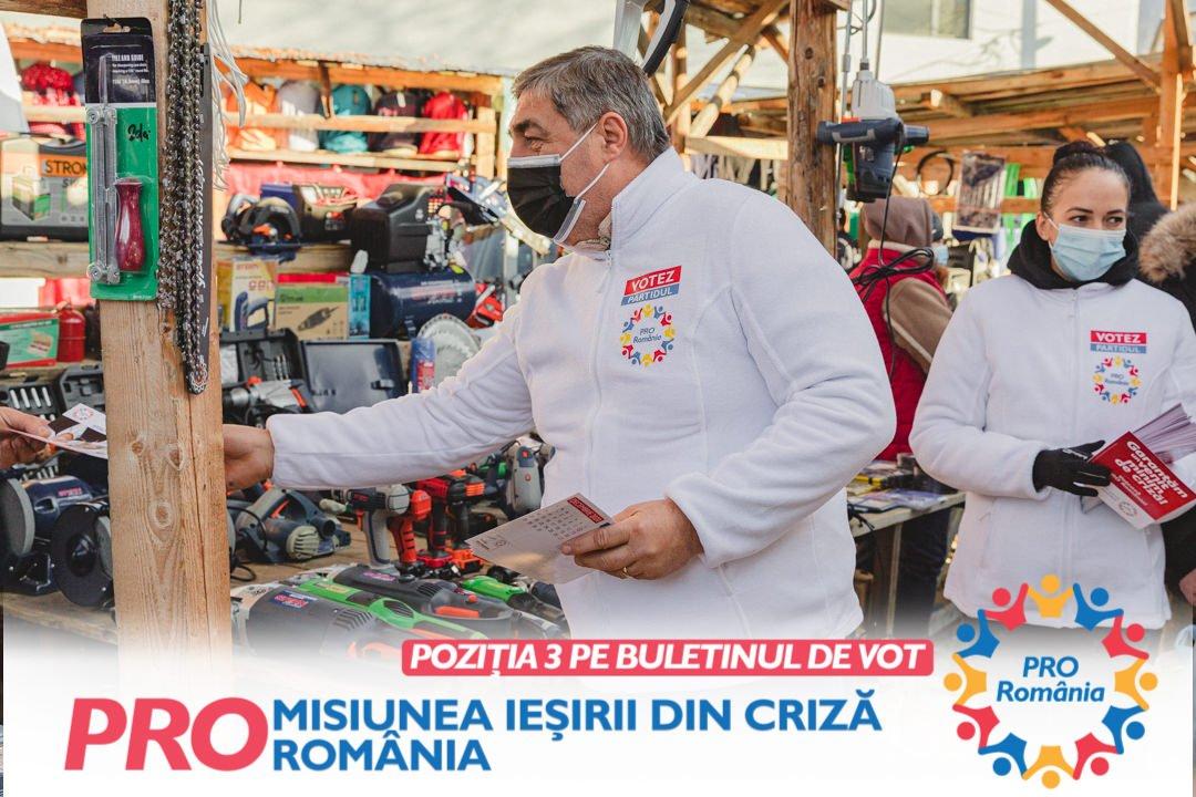 """Senatorul Dan Manoliu: """"Nemțenii se tem pentru ceea ce va urma. PRO România vine cu soluții"""""""