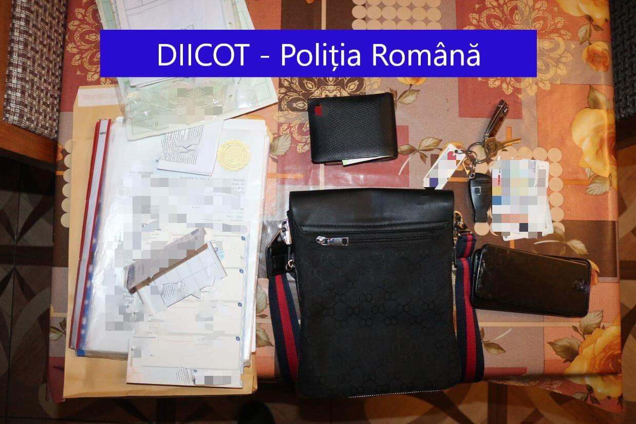 Percheziții DIICOT în Roman, la persoane bănuite de camătă, șantaj, amenințare și hărțuire