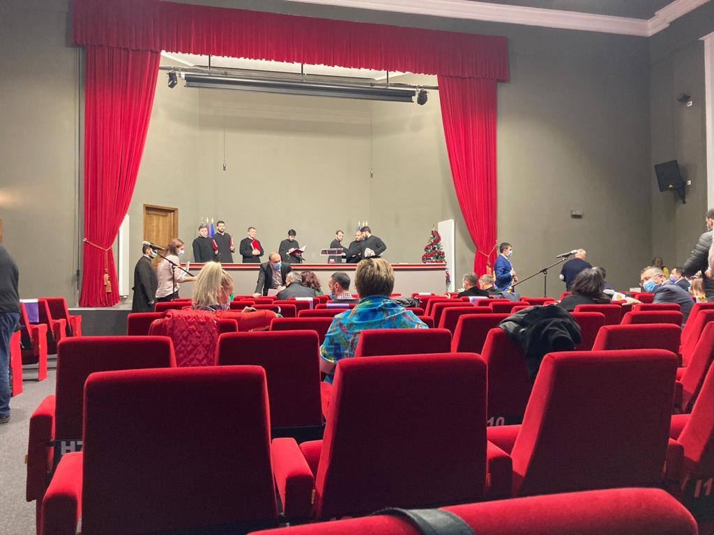 Ședința de Consiliu Local de joi, un spectacol veritabil