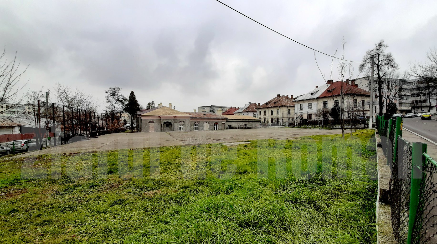 """O nouă sală de sport în Roman, în spatele """"școlii vechi"""""""