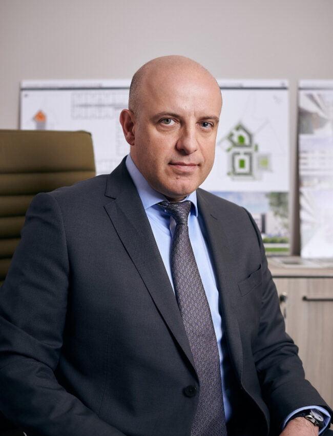 Claudiu Doroș, Director general al SIF MOLDOVA