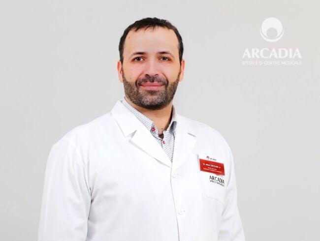 Dr. Mihai jr. Crețeanu