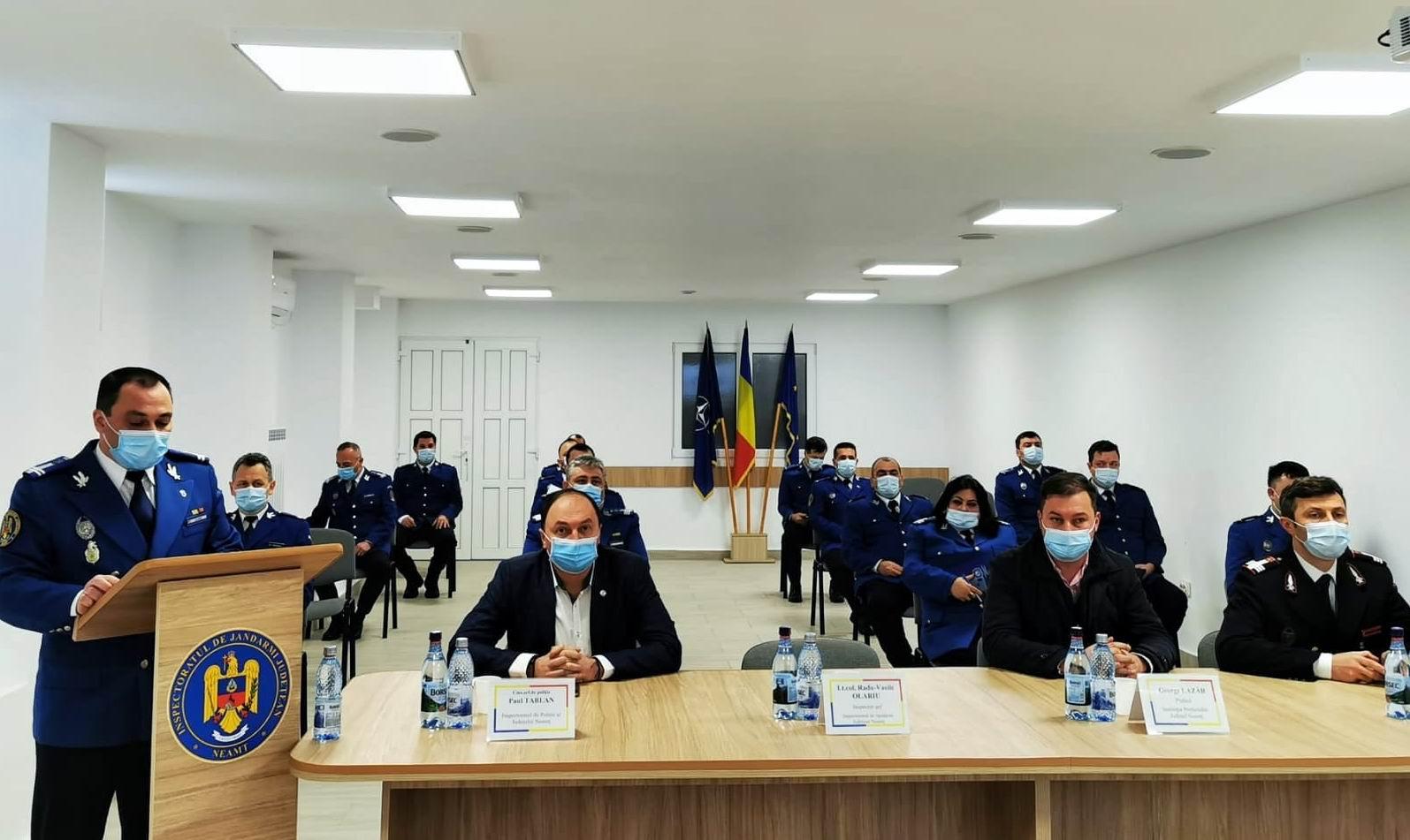 Amenzi de peste 3.000.000 de lei aplicate de Jandarmeria Neamț anul trecut