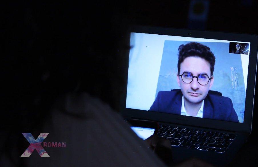 [VIDEO] X Roman S01E08 :: Iulian Bulai, deputat