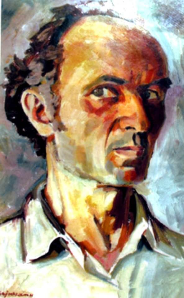 Tata - autoportret