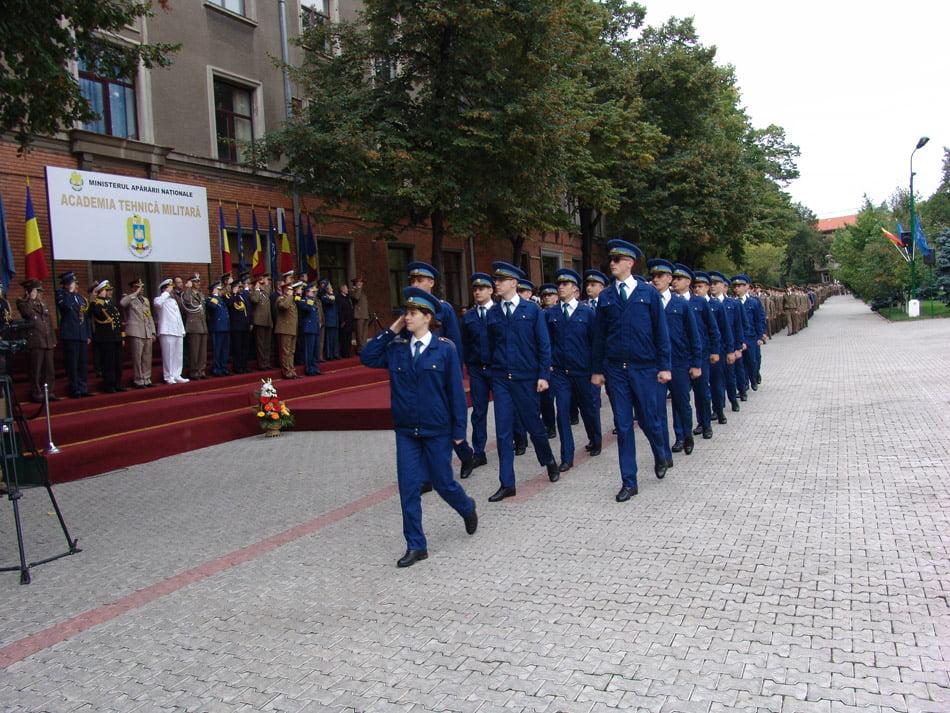 ISU Neamț organizează înscrieri pentru admiterea la Academia Tehnică Militară