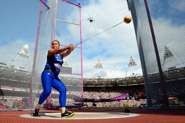 Bianca Perie-Ghelber a ratat calificarea în finala de aruncare a ciocanului, la Campionatele Mondiale de Atletism de la Londra