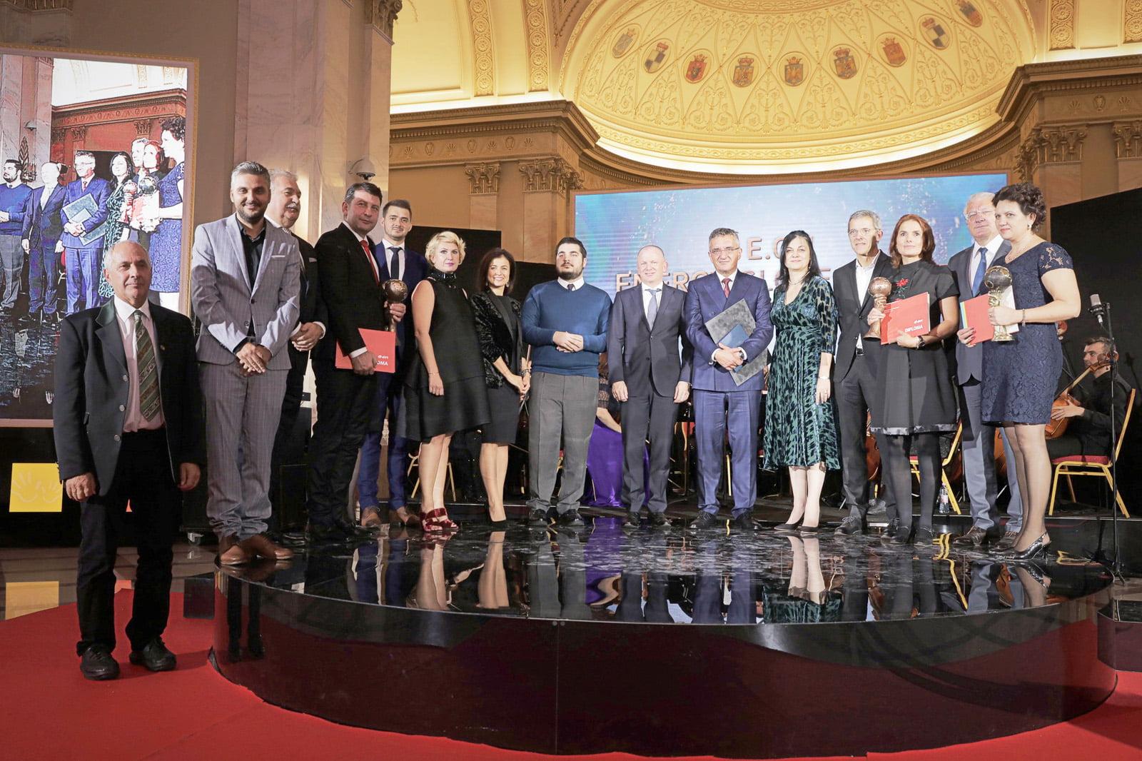 Romanul a câștigat două premii la E.ON Energy Globe Award România, ediţia 2017