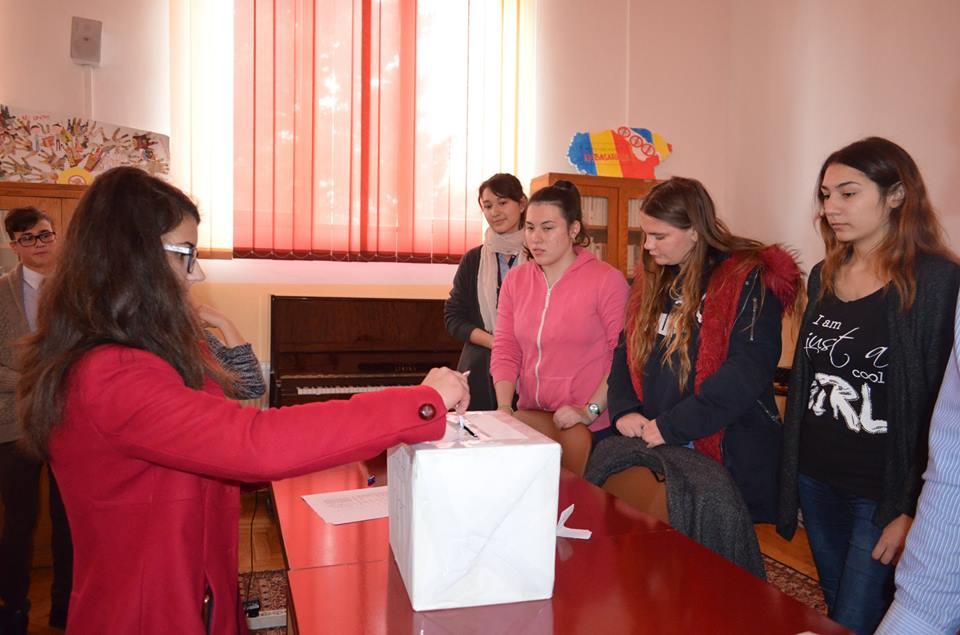 Cristiana Tanasă este noul președinte al Consiliului Consultativ pe Probleme de Tineret
