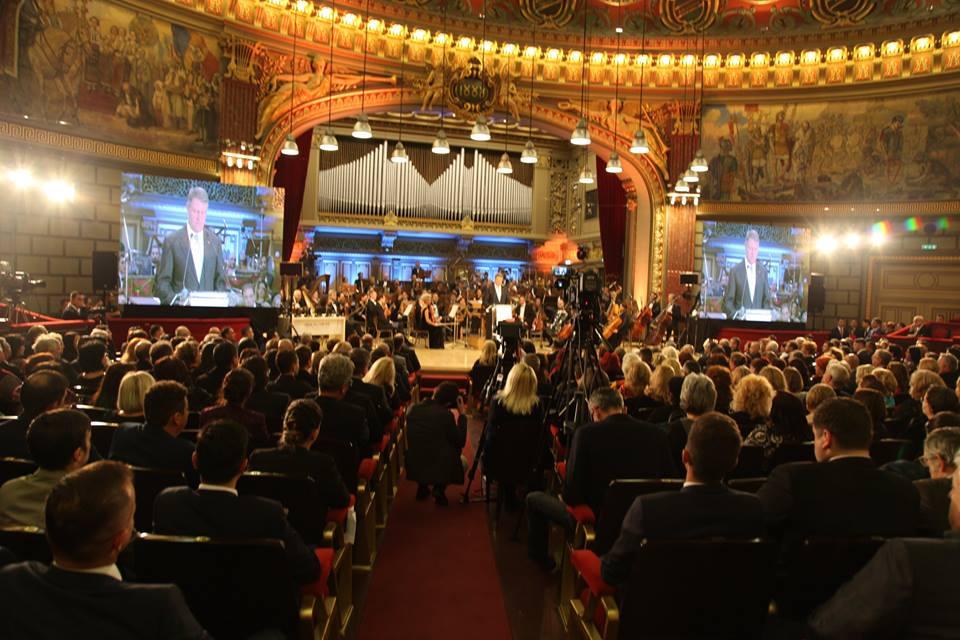 Gala AMR, unde Romanul a fost premiat, se difuzează pe TVR 1