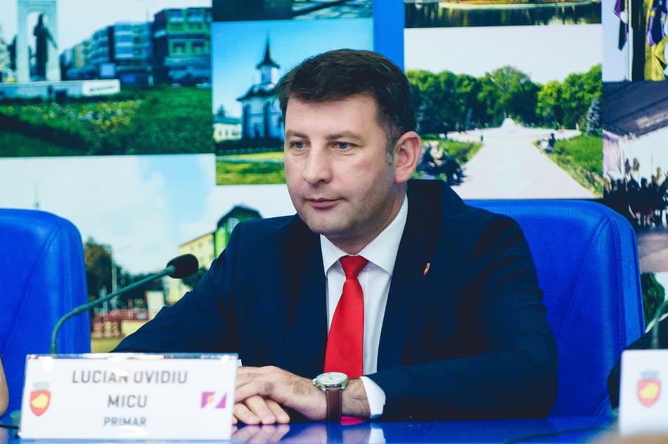 """Primarul Lucian Micu: """"Nu voi avea nicio problemă în a-mi depune demisia din funcția de primar"""""""
