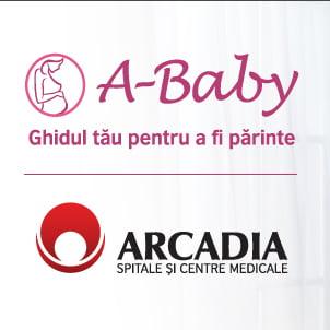Caravana A-Baby – curs interactiv Arcadia despre sarcină, naștere și rolul de părinte