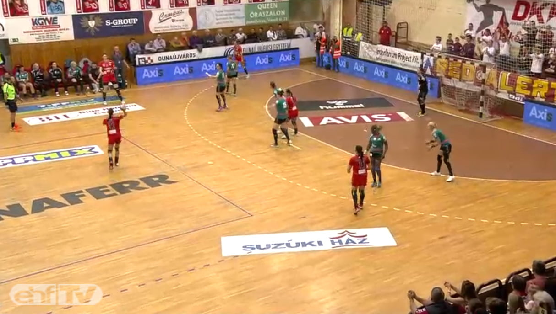 Cupa EHF: CSM Roman pierde în Ungaria și are șansa a doua la calificare