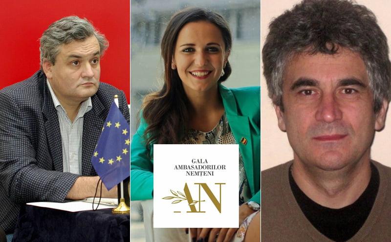 Romașcani în topul nominalizărilor la Gala Ambasadorilor Nemțeni
