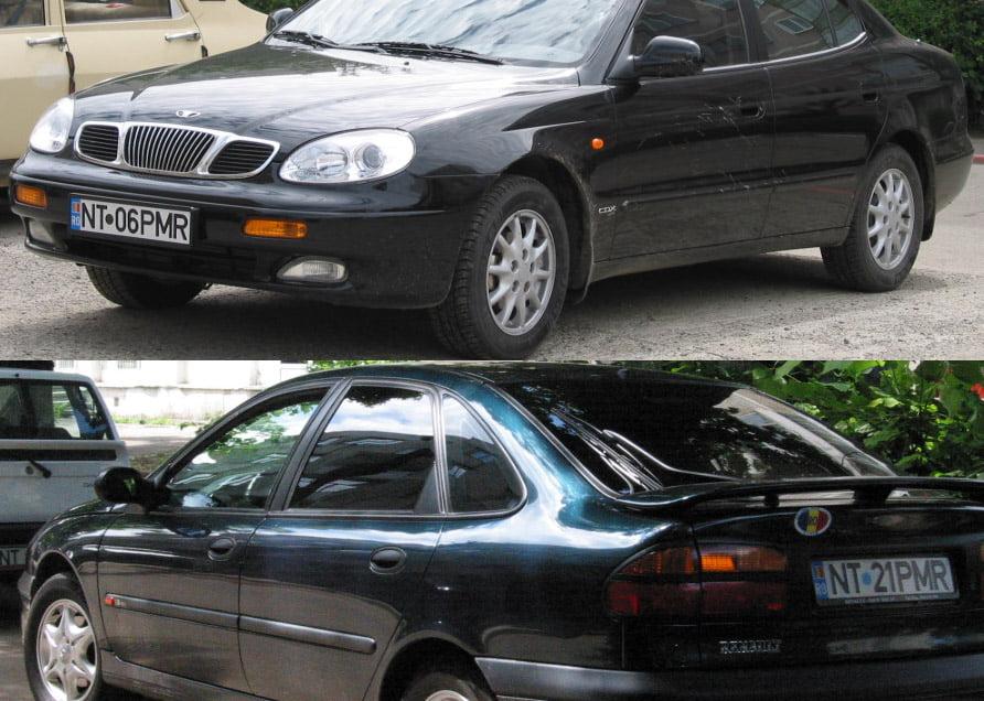 Primăria scoate la vânzare din nou autoturismul Daewoo Leganza