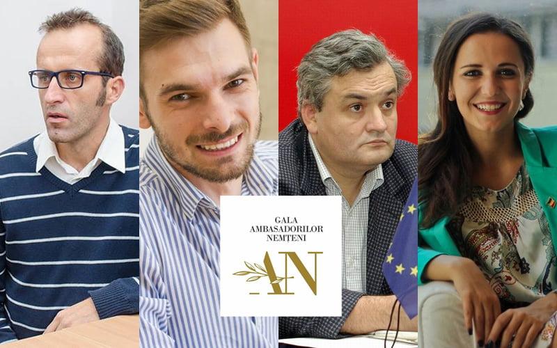 Romașcanii candidează la Gala Ambasadorilor Nemțeni