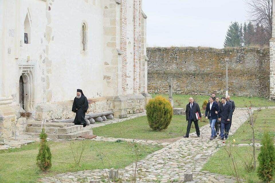 Fonduri de europene de 21,7 milioane de lei pentru restaurarea Mănăstirii Tazlău