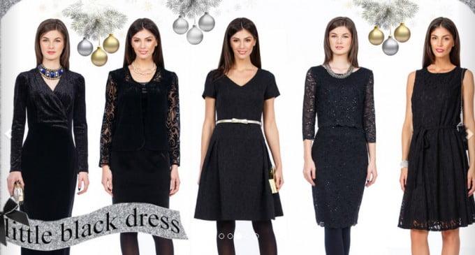 Sense recomandă rochii din catifea pentru noaptea de Revelion