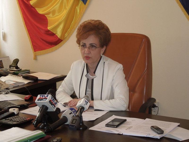 Emilia Arcan spre Senat, via consilier personal al preşedintelui Arsene