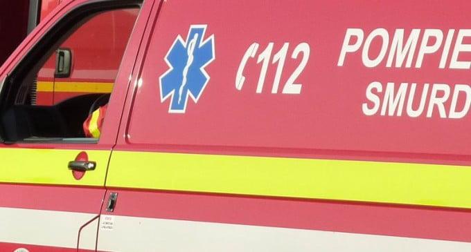 Ambulanța SMURD rămâne în garaj. Revine, poate, după parlamentare