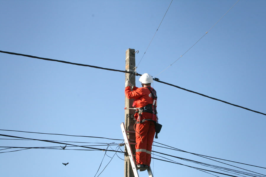 FURA CURENT ELECTRIC DIRECT DIN REȚEAUA E.ON