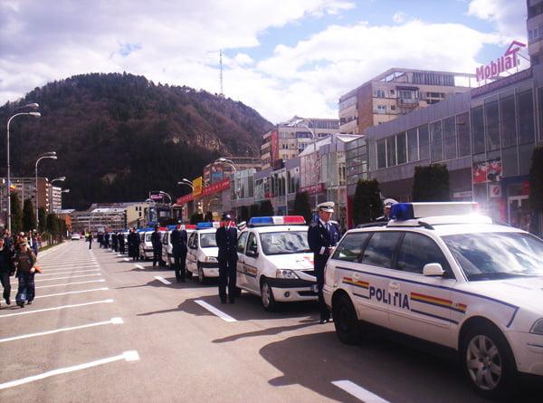 25 MARTIE, ZIUA POLIŢIEI ROMÂNE