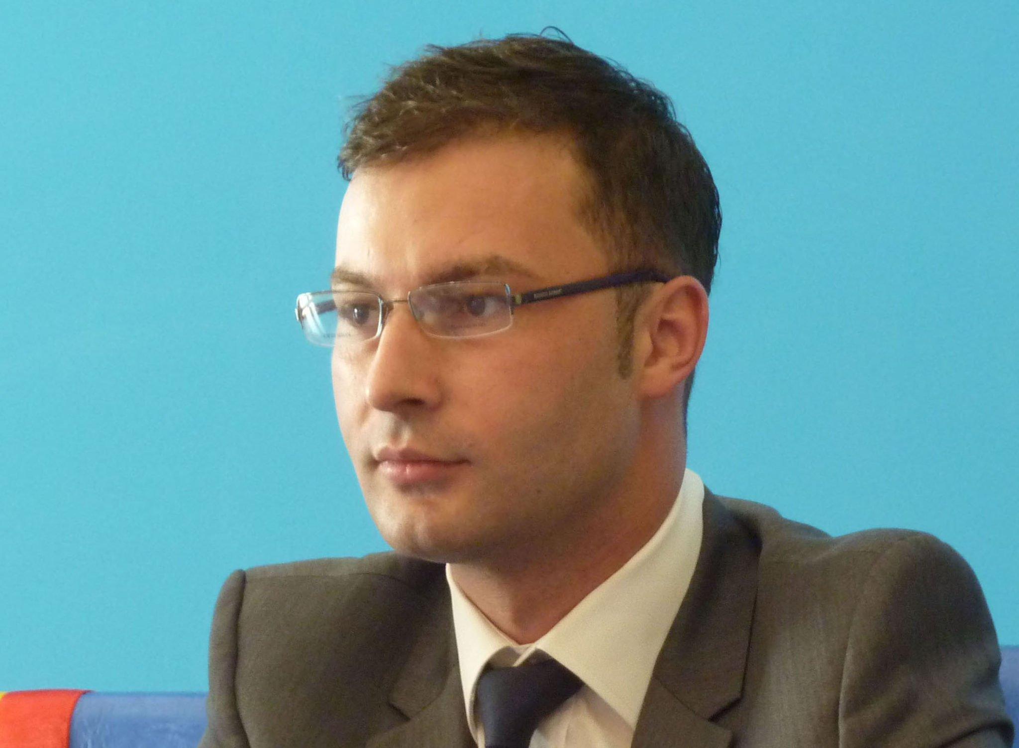 """Romașcanul George Lazăr, """"uns"""" prim-vicepreședinte al PNL Neamț"""