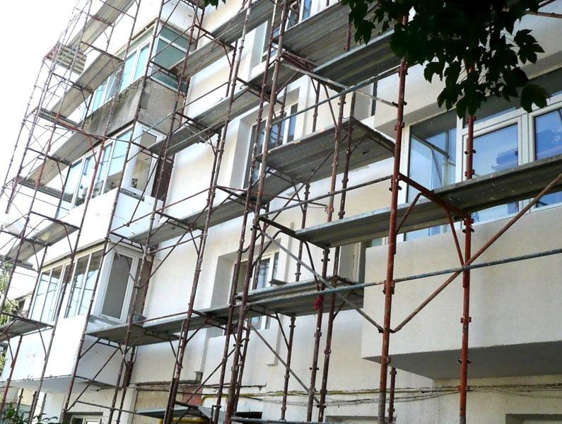 Bani europeni pentru reabilitarea termică a șapte blocuri, de pe bulevardul Roman Mușat și străzile Libertății și Anton Pann