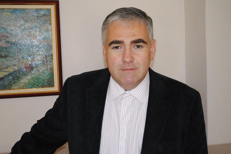 """""""Vlad Marcoci susţine, din cadrul echipei PNL, candidatura lui Mugur Cozmanciuc la şefia Consiliului Judeţean"""""""