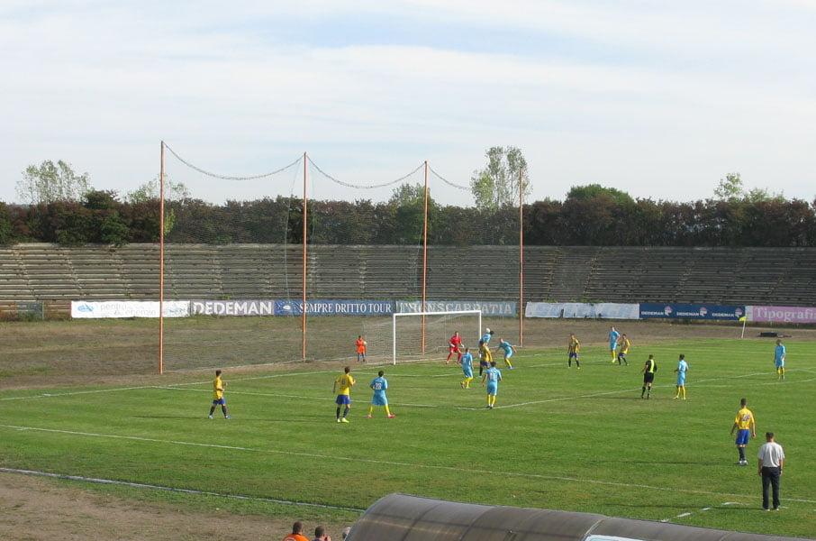 Programul meciurilor de fotbal ale CSM Roman din turul campionatului