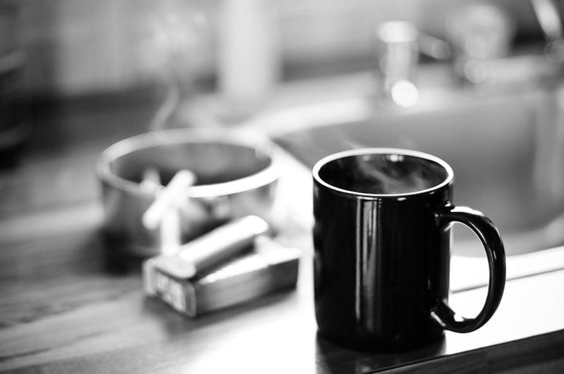 Consumul de cafeină, alcool şi tutun la adolescenţi în relaţie cu alimentaţia