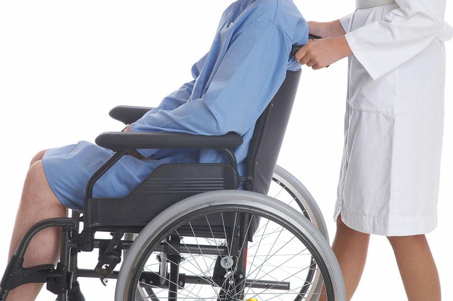 Garaje pentru persoanele cu dizabilități