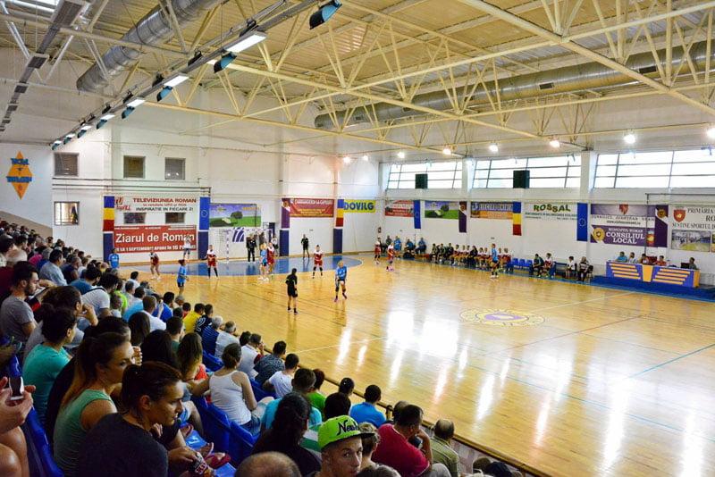 Trofeul Roman Vodă Muşat la handbal, în acest weekend