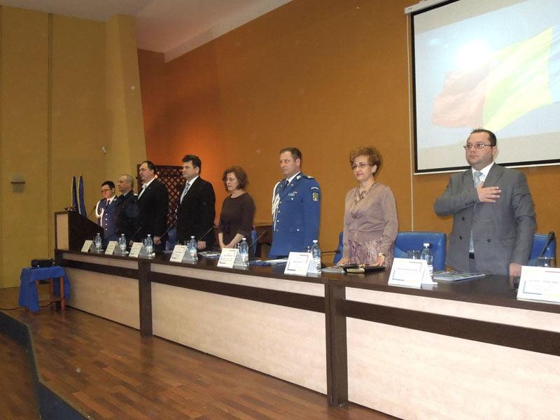 Avansări în grad şi distincţii, cu ocazia Zilei Jandarmeriei Române