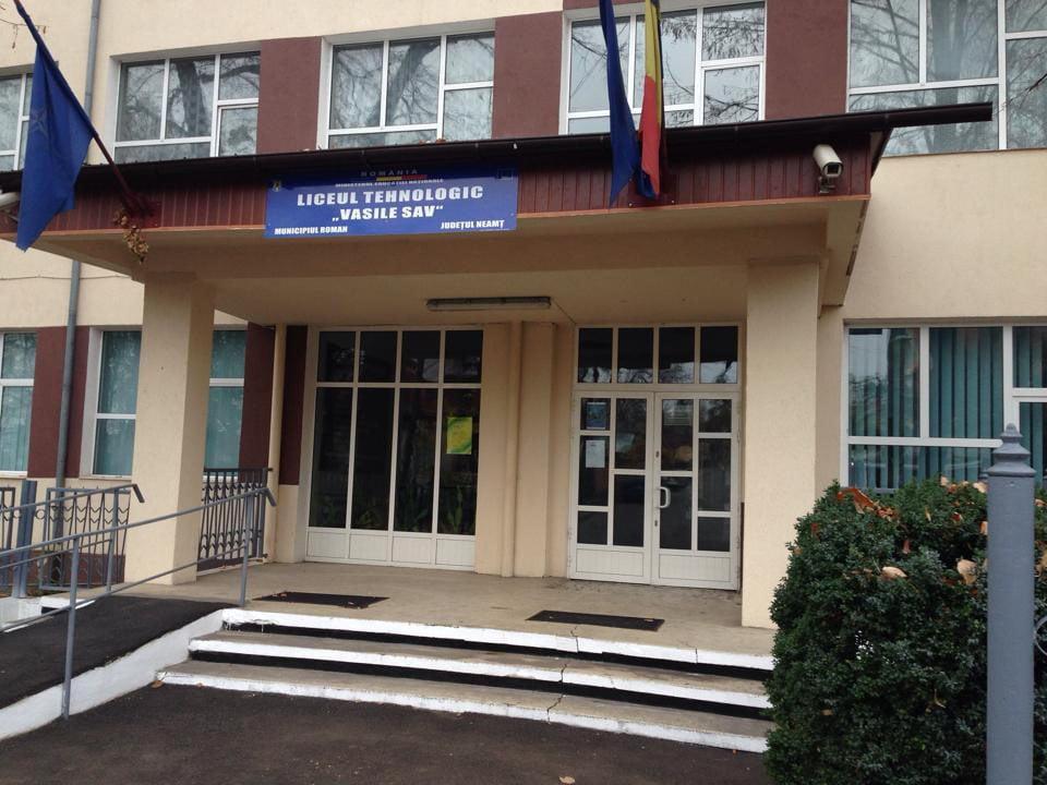 """Proiect de 3,7 milioane de euro pentru reabilitarea, modernizarea și dotarea Liceului Tehnologic """"Vasile Sav"""""""