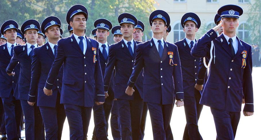 IPJ Neamț a început selecţia candidaţilor pentru admiterea la Academia de Poliţie