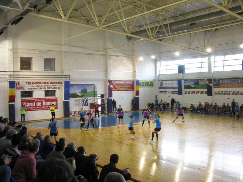 HCM Roman şi-a aflat adversara din semifinalele Cupei României
